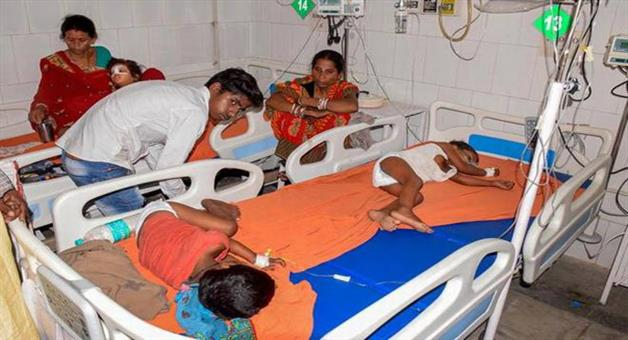 Khabar Odisha:national-bihar-31-children-have-died-in-Muzaffarpur-due-to-Acute-Encephalitis-Syndrome