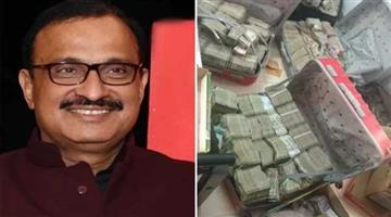 Khabar Odisha:national-income-tax-department-raids-the-house-of-kamal-nath-osd