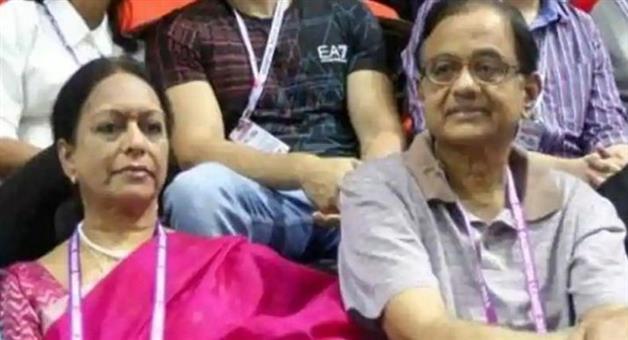 Khabar Odisha:national-news-odisha-Madras-HC-Gives-Nalini-Chidambaram-Interim-Protection-From-CBI-Arrest