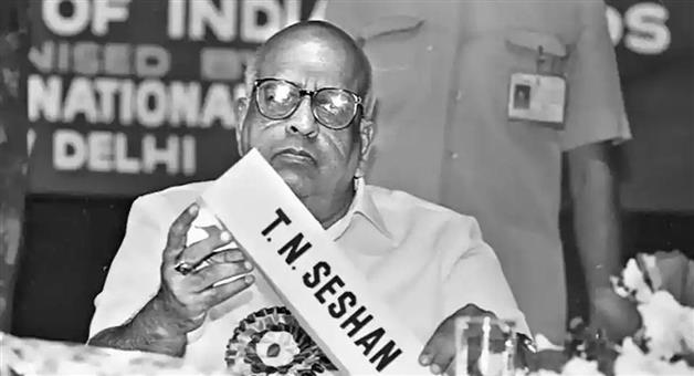 Khabar Odisha:national-odisha-Lok-Sabha-Election-2019-Know-Everythings-About-TN-Seshan-Whom-Indian-Politicians-Feared