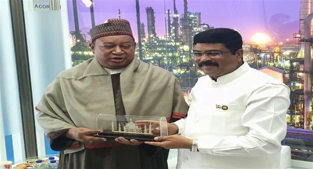 Khabar Odisha:national-odisha-Petrolium-minister-Dharmendra-Pradhan-visit-UAE