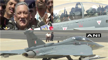 Khabar Odisha:national-odisha-army-chief-general-bipin-rawat-flies-tejas-fighter-plane-in-bengaluru