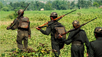 Khabar Odisha:national-odisha-chhatisgarh-encounter-2-naxal-dead