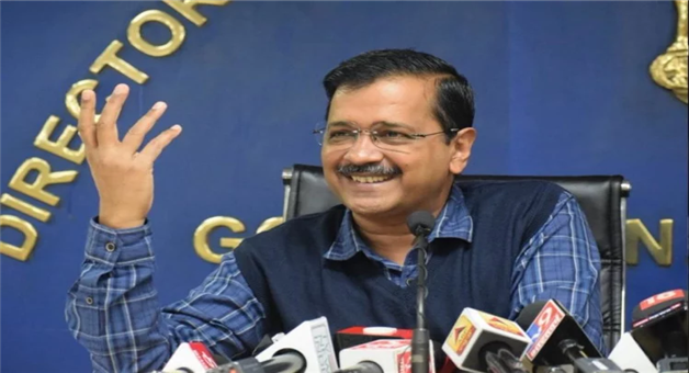 Khabar Odisha:national-odisha-delhi-cm-arvind-kejriwal-big-announcement-regarding-water-and-sewer-connection