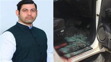 Khabar Odisha:national-odisha-haryana-congress-spokesperson-vikas-chaudhary-attack-in-faridabad-by-goons-condition-critical