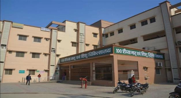 Khabar Odisha:national-odisha-hiv-positive-pregnant-woman-did-not-get-treatment-at-district-hospital-of-firozabad
