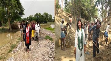 Khabar Odisha:national-odisha-ias-officer-wife-ritu-jaiswal-changed-the-picture-of-her-village