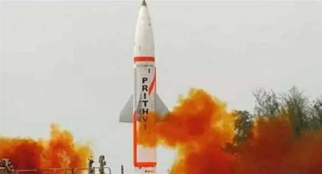 Khabar Odisha:national-odisha-india-successfully-carries-out-night-time-test-firing-of-two-prithvi-ballistic-missiles
