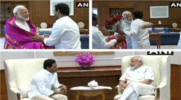 Khabar Odisha:national-odisha-ysrcp-chief-jaganmohan-reddy-met-prime-minister-narendra-modi