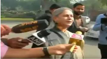 Khabar Odisha:national-odisha-jaya-bachchan-says-its-late-very-very-late-hyderabad-rape-case-accused-encounter