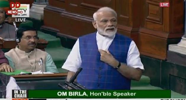 Khabar Odisha:national-odisha-loksava-prime-minister-narendra-modi-speech-in-parliament