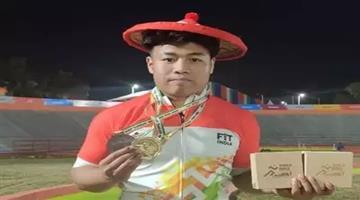 Khabar Odisha:national-odisha-meet-david-backham-the-cyclist-whom-modi-praised-in-his-mann-ki-baat