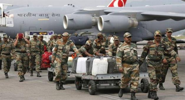 Khabar Odisha:national-odisha-mha-orders-crpf-personnels-will-travel-by-air-now-in-jammu-kashmir