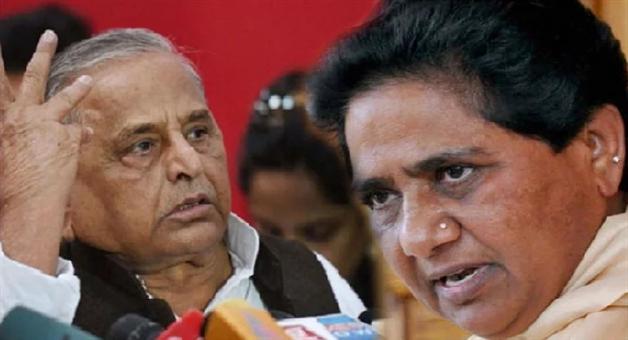 Khabar Odisha:national-odisha-mulayam-singh-yadav-not-happy-on-campaigning-by-mayawati-in-mainpuri