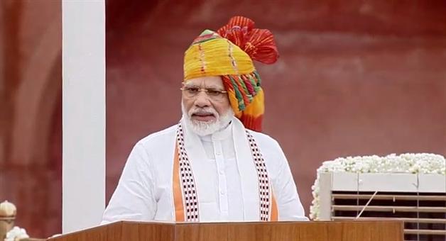 Khabar Odisha:national-odisha-narendra-modi-independent-day-august-15-lalkilla-prime-minister-speech