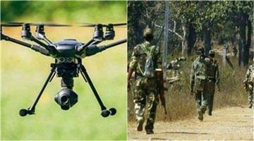 Khabar Odisha:national-odisha-naxals-flies-drone-in-bastar-security-agencies-order-to-fire
