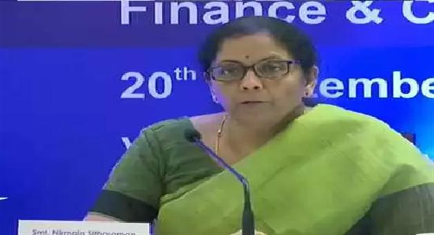 Khabar Odisha:national-odisha-nirmala-sitharaman-propose-to-slash-the-corporate-tax-rates-for-domestic-companies