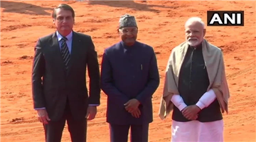 Khabar Odisha:national-odisha-republic-day-2020-jair-bolsonaro-meet-president-kovind-and-pm-narendra-modi-live-updates