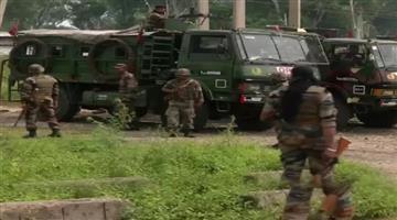 Khabar Odisha:national-odisha-suspicious-blast-in-akhnoor-of-jammu-and-kashmir-one-troop-martyred