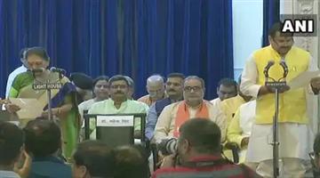 Khabar Odisha:national-odisha-yogi-cabinet-reshuffle-23-new-ministers-joinarticleshow