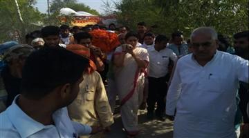 Khabar Odisha:national-political-odisha-bjp-leader-murder-in-amethi-of-uttar-pradesh