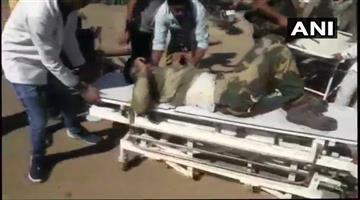 Khabar Odisha:naxal-attack-chhatisgarh-6-bsf-personal-injured
