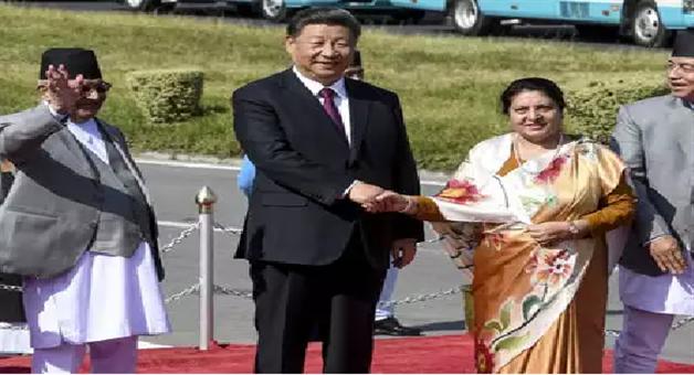 Khabar Odisha:nepal-and-china-relation-may-danger-for-india