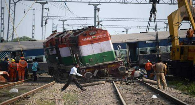 Khabar Odisha:new-farakka-express-train-accident-raebareli-internal-report-signal-fault