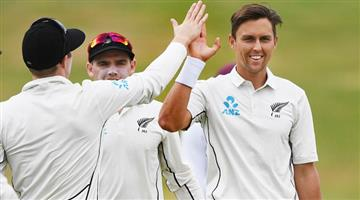 Khabar Odisha:new-zealand-announces-test-squad-for-india-trent-boult-make-a-comeback-while-jamieson-gets-a-call