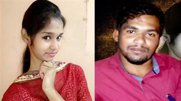 Khabar Odisha:nurse-niharika-patra-boy-friend-raja-anchal-surrenders