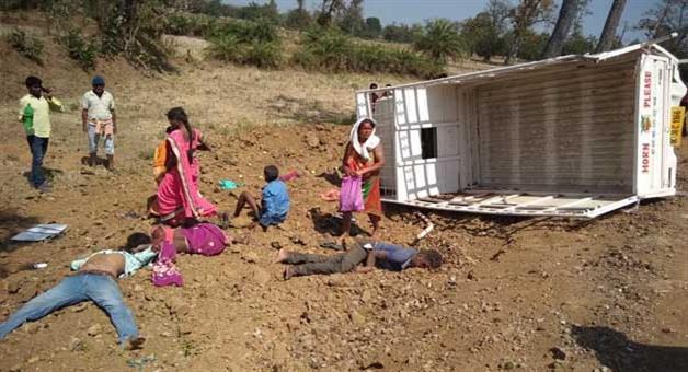 Khabar Odisha:odisha-3-died-in-road-accident-in-mathili
