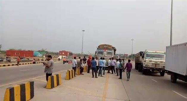 Khabar Odisha:odisha-locals-protest-on-biju-express-way