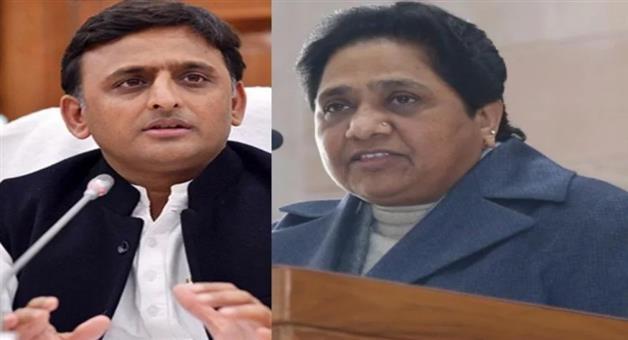 Khabar Odisha:odisha-national-political-mayawati-and-akhilesh-yadav-press-conference-in-lucknow