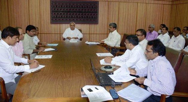 Khabar Odisha:odisha-state-cabinet-meeting