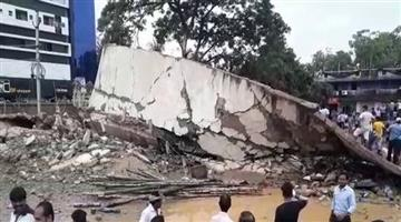 Khabar Odisha:old-water-tank-collapsed-in-rourkela