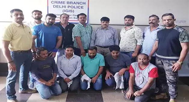 Khabar Odisha:ongc-jobs-scam-fake-interviews-held-in-krishi-bhawan