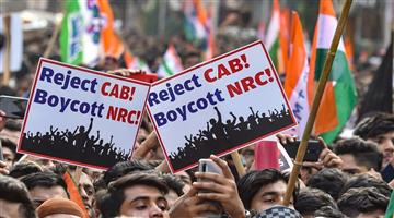 Khabar Odisha:opposition-party-strike-against-CAA-NRC