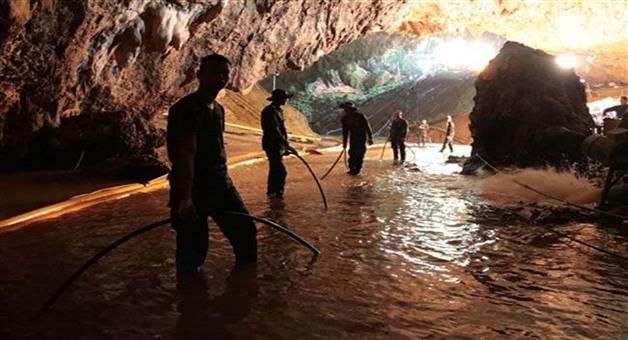 Khabar Odisha:other-thailand-cave-rescue-operation-first-boy-is-expected-to-brought-out-from-cave-today