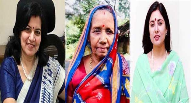 Khabar Odisha:out-of-21-lok-sabha-seats-of-Odisha-33-percent-women-candidates-win-in-this-battle