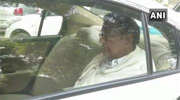 Khabar Odisha:p-chidambaram-reached-enforcement-directorate-headquarter-in-inx-media-case