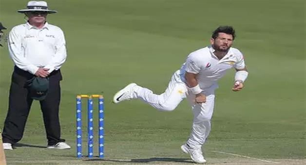 Khabar Odisha:pak-vs-nz-pakistani-spinner-yasir-shah-fastest-to-take-200-wickets-in-test-cricket-break-82-year-old-record
