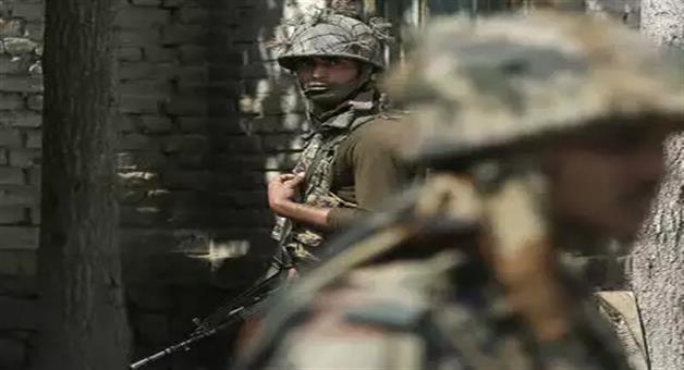 Khabar Odisha:pakistan-army-bat-team-attacks-indian-army-in-nowshera-one-major-martyred-three-injured
