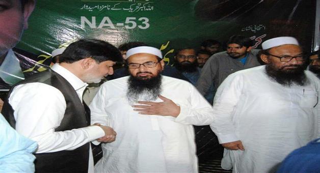 Khabar Odisha:pakistan-hafiz-saeed-hafiz-talha-saeed-265-candidates-jud-islamabad-inaugurated-election-office