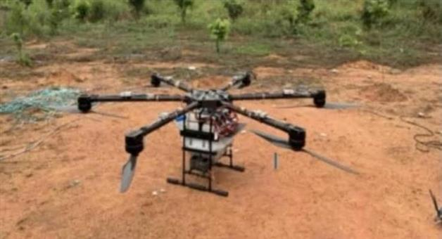 Khabar Odisha:pakistani-drone-spotted-3rd-consecutive-day-in-ferozepur