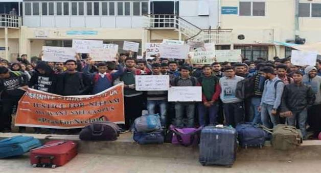 Khabar Odisha:pauri-garhwal-900-students-of-nit-left-the-institute