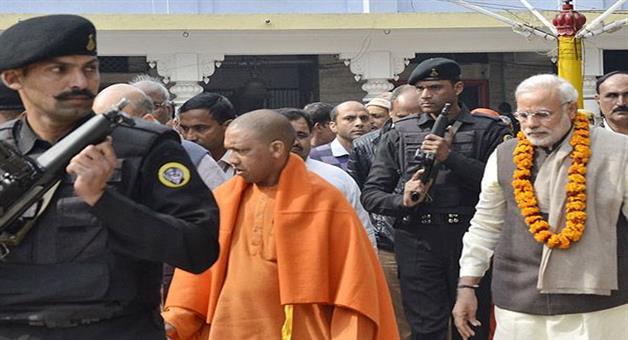 Khabar Odisha:pm-modi-and-cm-yogi-on-threat-of-chemical-attack-alert-release
