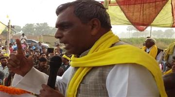 Khabar Odisha:political-national-odisha-om-prakash-rajbhar-to-decide-his-party-s-candidates-on-25-january