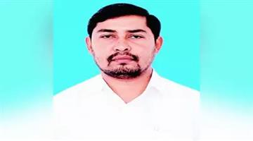Khabar Odisha:political-odisha--mla-yogesh-singh-resigns-from-congress-party