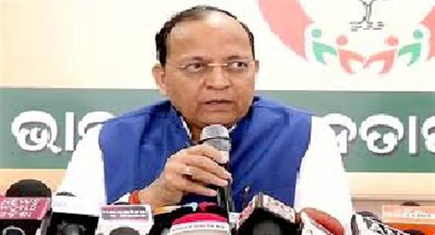 Khabar Odisha:political-state-odisha-bijaya-mahapatra-will-win-in-patkura-election-arun-singh