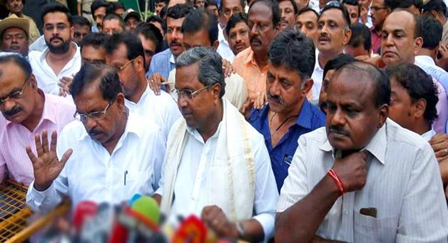 Khabar Odisha:politics-national-4-Karnataka-Mla-Skip-The-Crucial-Party-Meeting-Congress-To-Issue